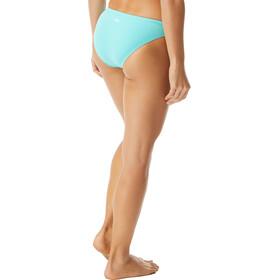 TYR Solid Classic Bas de bikini Femme, seafoam